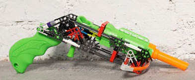 Customizable Guns That Are Better Than Nerf Guns and Lego Combined!