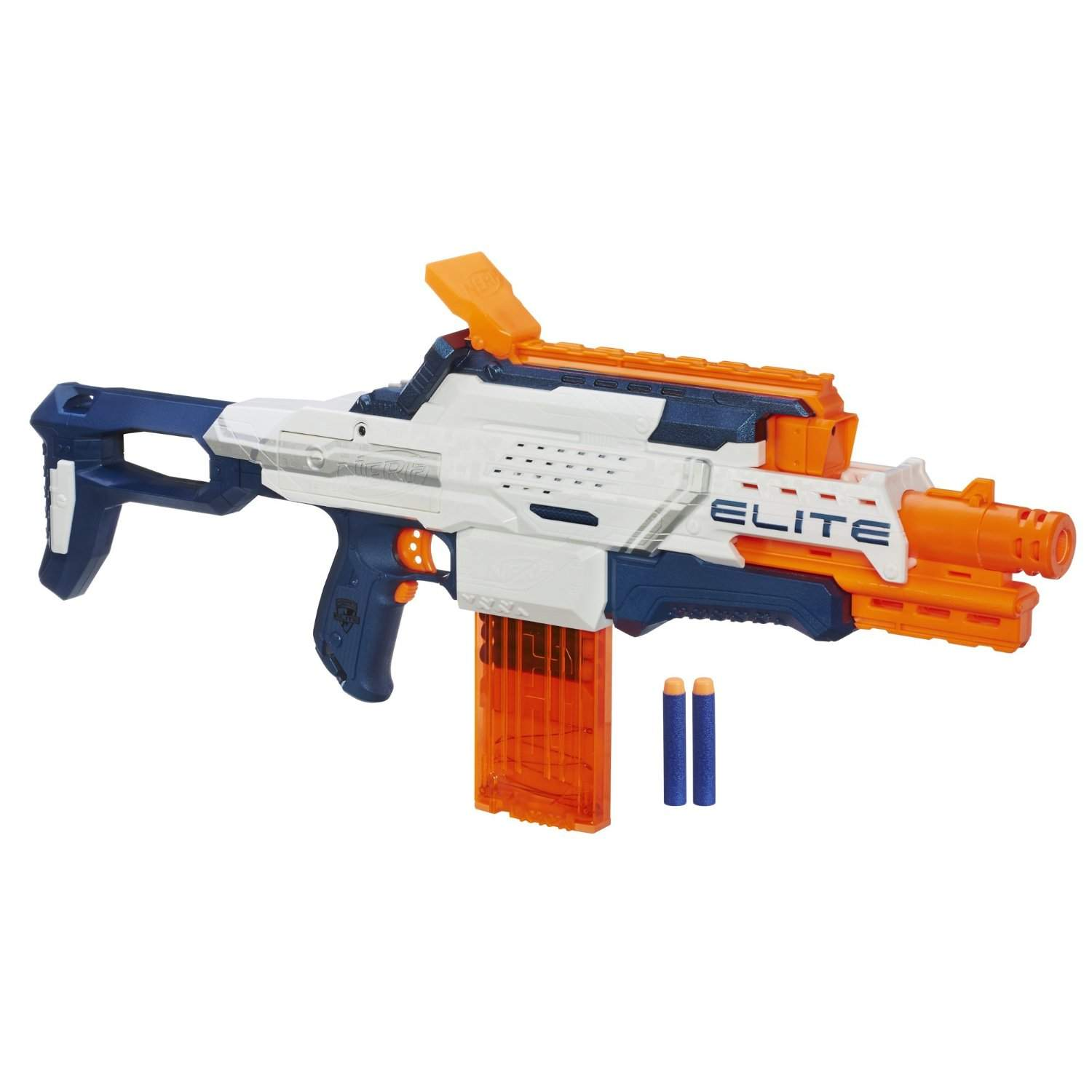 Nerf N-Strike Elite Nerf Cam ECS-12 Blaster Review