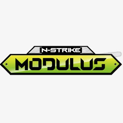 Nerf N-Strike Modulus Series logo